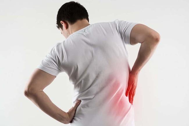 Боли в спине от кашля