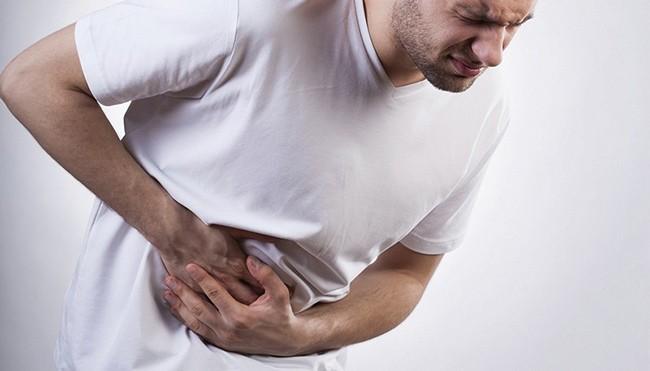 Надрыв мышечных тканей живота