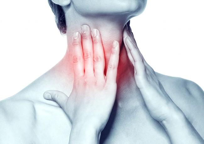 Отек дыхательных путей при аллергии