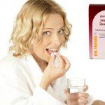 Прием таблеток от кашля