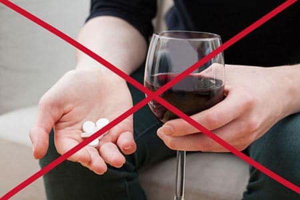 Алкоголь и лечение антибиотиками несовместимы