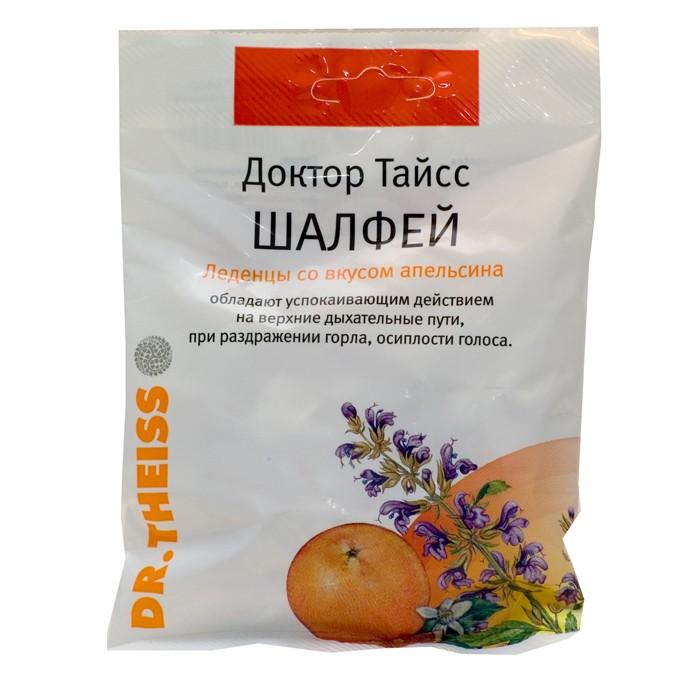 Доктор Тайсс Шалфей со вкусом апельсина