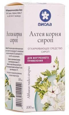 Препараты с корнем алтея