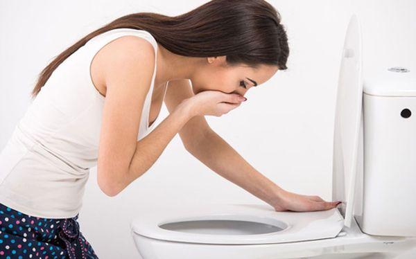 Тошнота у беременной