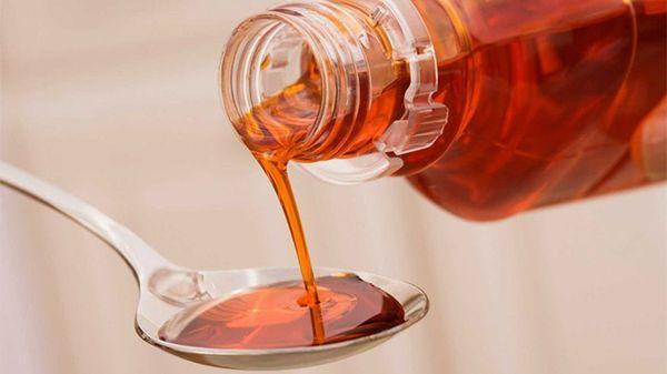 Дозировка сиропа мерными или обычными ложками