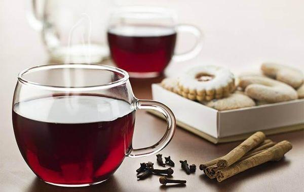 Лечебный чай с гвоздикой
