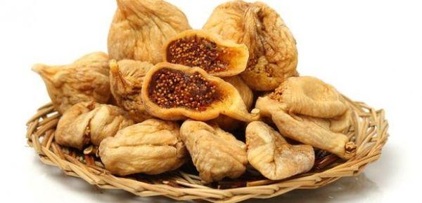 Сушеный плод инжира