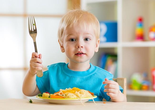 Дробное питание для ребенка