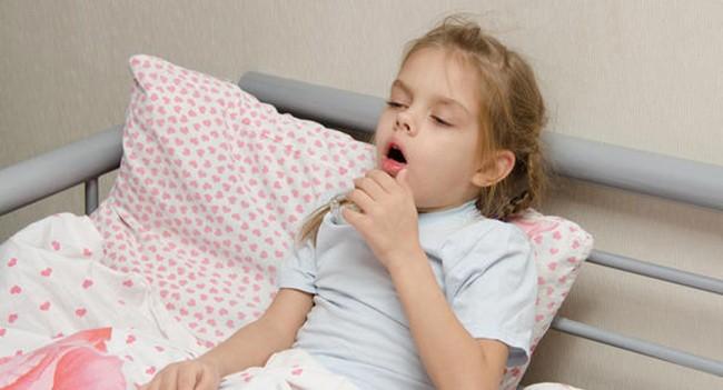 Кашель при аденоидах у детей