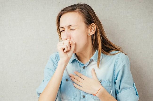 Острое воспаление дыхательных путей