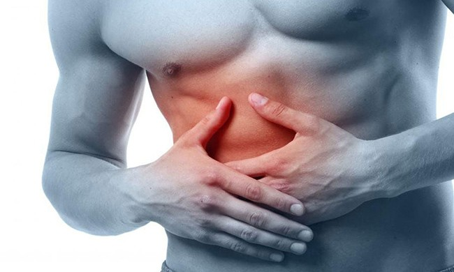 При кашле болит правый бок под ребрами
