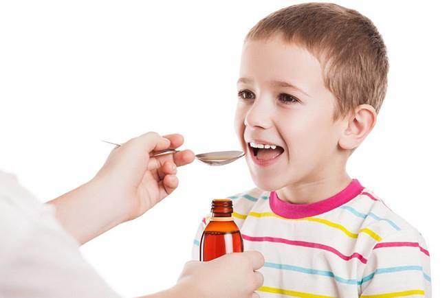 Сироп от кашля для детей
