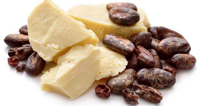 Масло и какао от кашля