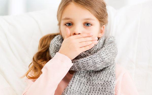 Усиление кашля у девочки