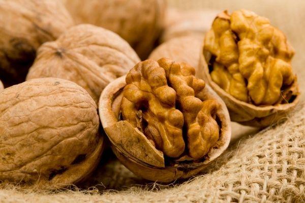 Грецкий орех от желудочного кашля