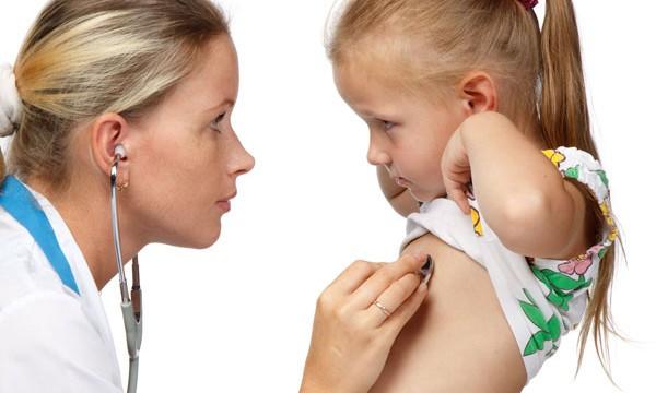 Терапевт и ребенок