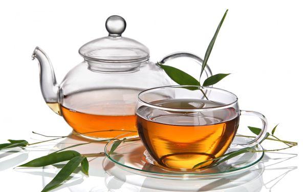 Лечебный чай из цветков алтея