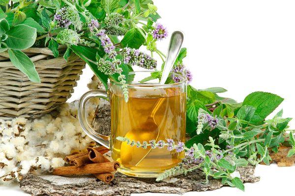 Полезный чай из корнем солодки