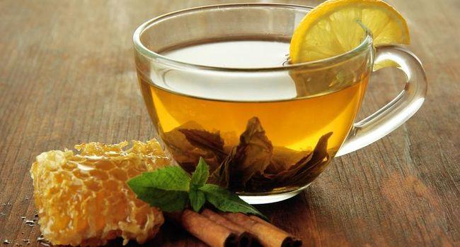 травяной чай отхаркивающий