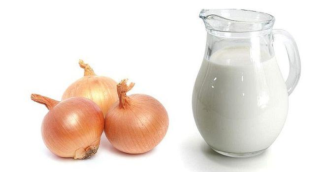 Молоко с чесноком от кашля рецепт