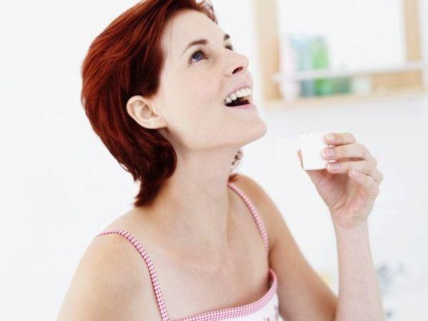 Полоскание полости рта содой при кашле