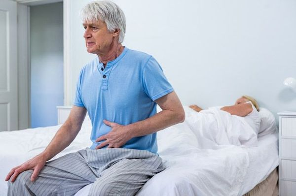 Боли в животе при гастрите у взрослого человека